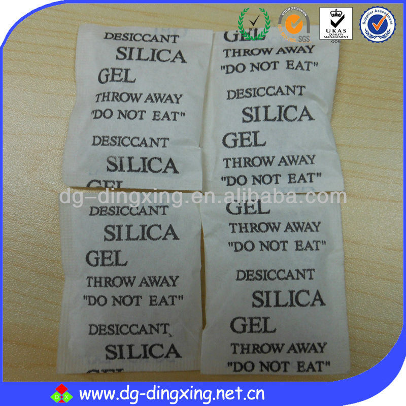Scented Free Silica Gel in Composite paper DMF Free Complied with ROHS REACH