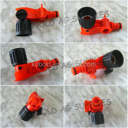 Pulvérisateur à tuyau d'arrosage pistolet à mousse (FMOP002)