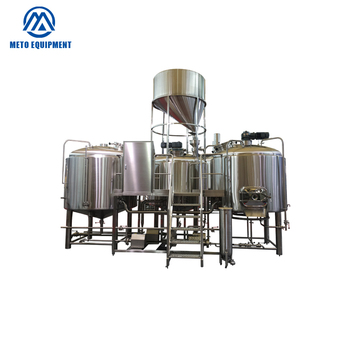 500l 1000l 1500l 2000l 3000l Industrial Beer factory Brewing Equipment For mini Craft Stainless Steel Brewery Machine