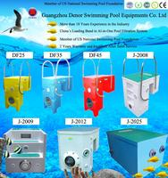 French Degaulle Swimming Pool Equipment Machine Wall Hung Pipeless ...