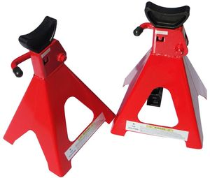CE Certificated High quality 6T Adjustable jack stand for sale -pair