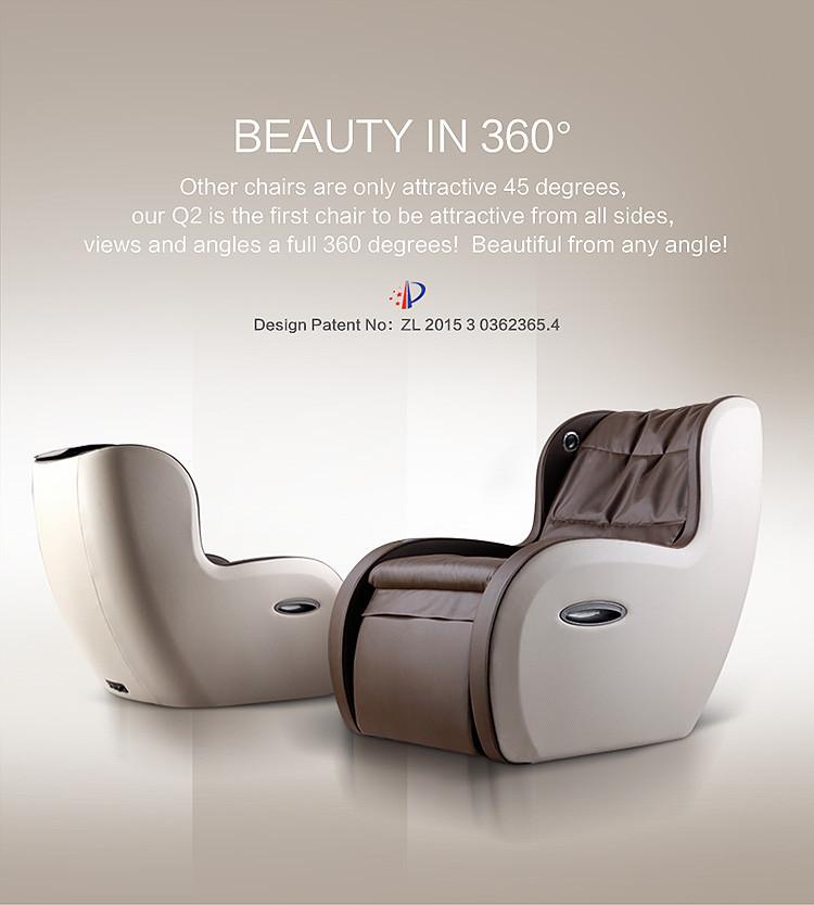 3D Full body loss weight zero gravity massage chair KS-B05