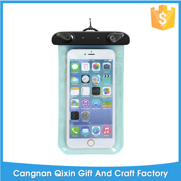 Buy Wholesale From China pvc water proof pouches for phone