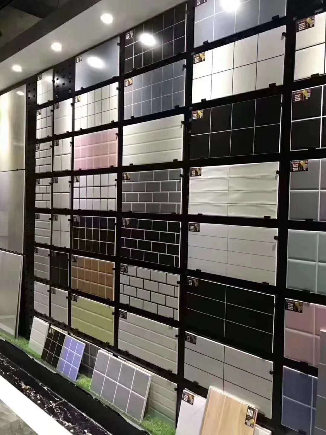 Interior Decorative Wall and Floor Tile 12x12 Ceramic Matt Tiles