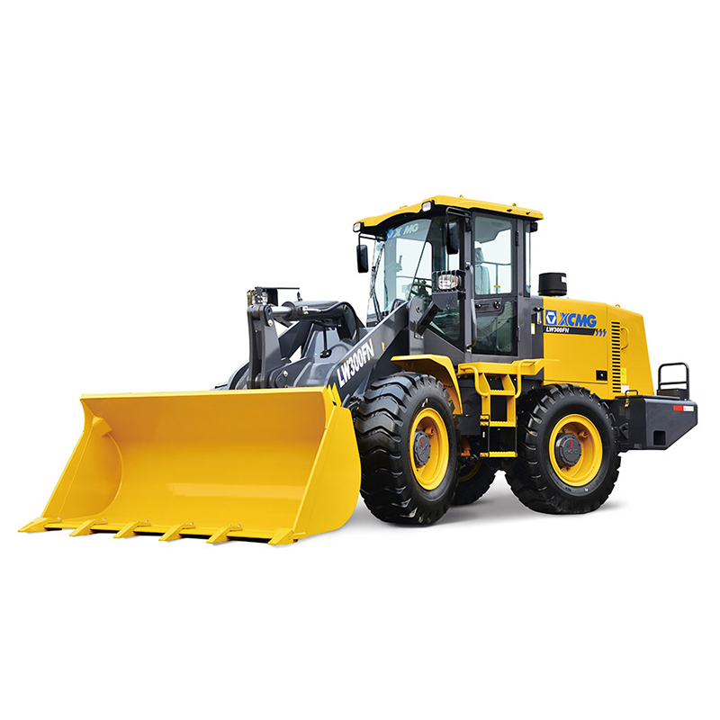 3 Ton Bucket 1.8m3 Chinese Wheel Loader LW300FN