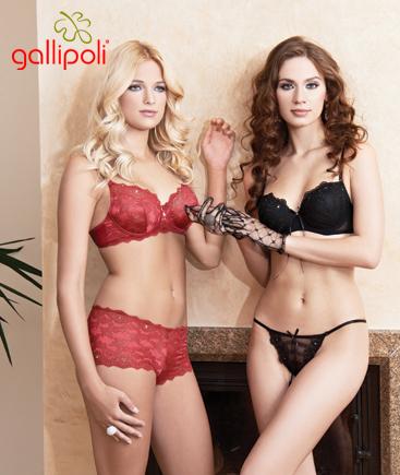 66554bb3df Gallipoli Underwear - Buy Bra Set