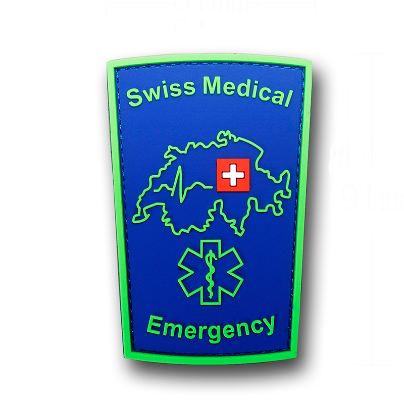 Lovely Hot Sale 3d Pvc Rubber Medic Paramedic Tactical Army Morale Badge Patches Red Cross Flag Of Switzerland Swiss Cross Patch Music Memorabilia