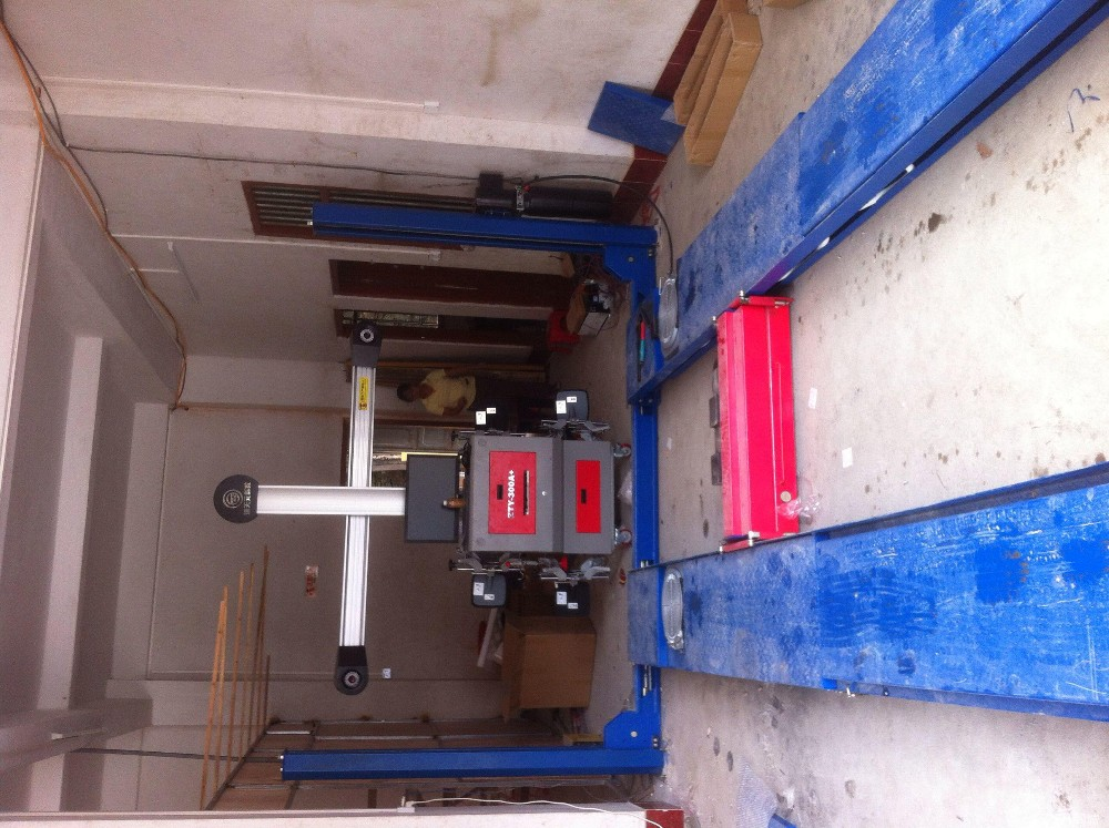 Used 4 Post Backyard Buddy Car Lift Prices For Sale - Buy ...