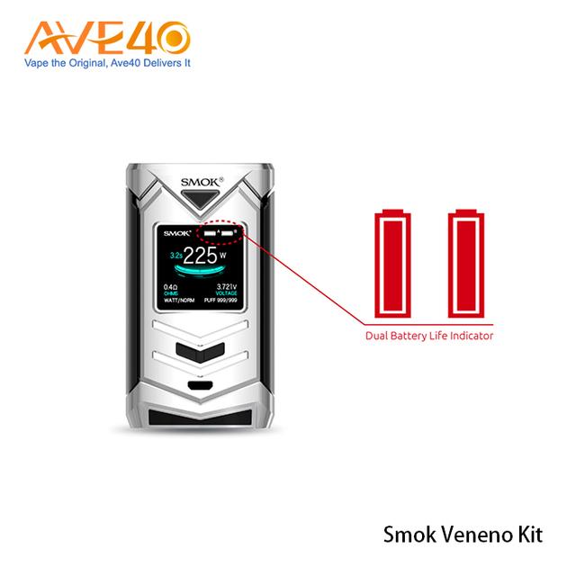 Alibaba Uae Online Shopping Vapor Starter Kits True And Intense Flavor Smok  Veneno Kit - Buy Alibaba Uae Online Shopping,Vapor Starter Kits,Smok