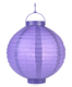 Outdoor Decoration Chinese Led Paper Lanterns with Lights