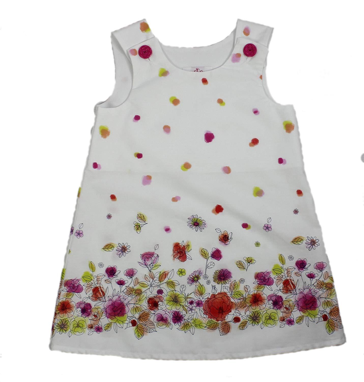 ace995bf9 Get Quotations · Girls dress Girl summer dress Girl A-line dress Girl  clothes Girl dress Girl flower