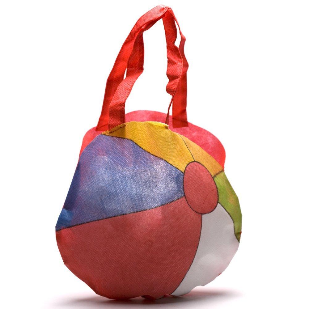 Beach Ball Tote Bags