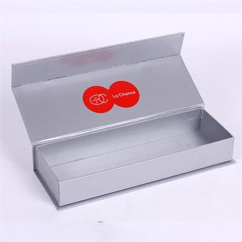 Silver Card Paper Presentation Gift Box Magnetic Buy Gift Card Box Gift Box Magnetic Silver Paper Box Product On Alibaba Com