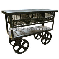 Industrial Console Table - Buy Industrial Console Table,Vintage ...