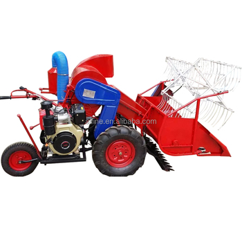 Factory supply good performance soybean harvester