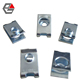 Automobile part u spring clip nut