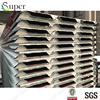 Single Side Steel PU Sandwich Panel 20mm Thickness with PVC Paper