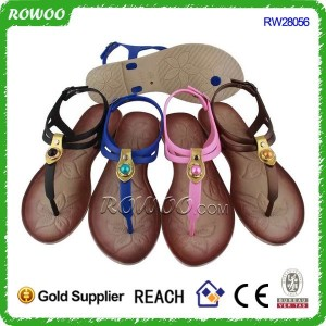latest pvc sandals, latest bridal flat sandals, latest style cheap sandals
