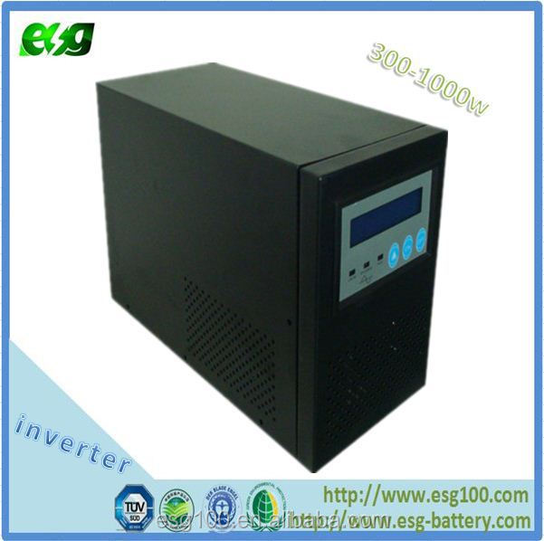 Solar inverter 600W dc to ac power inverter for UPS