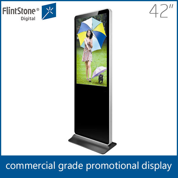 Flintstone 42 Inch Indoor Advertising Led Tv Display,Stand ...