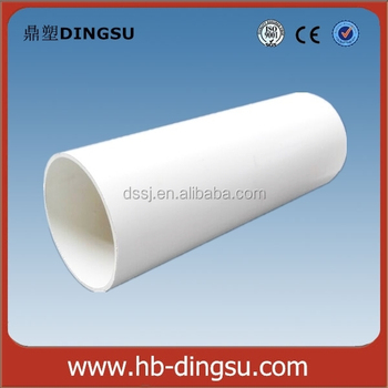 Factory 125mm Pvc Rain Gutter And Downpipes Gutter And