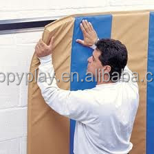 Foam wall padding for gyms training,wall pads for school soft decor wall