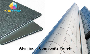 Cheap price Aluminum composite panel exported to Nepal, Nigeria, Chile, Boliva ect 30 countries