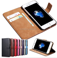 Genuine leather mobile phone case for iphone 7