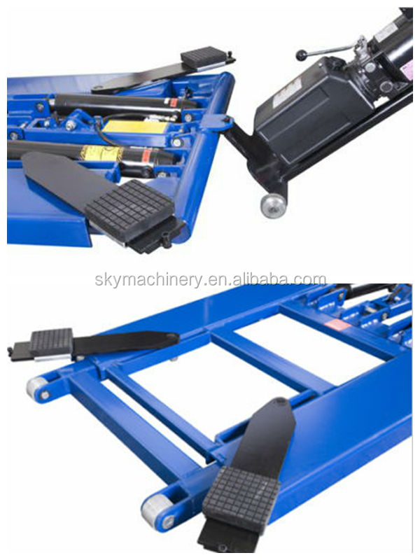 Portable Pneumatic Lift Arms : China supplier cheap car lifts buy lift table
