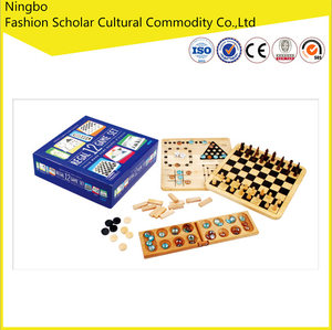premier solid wood board game
