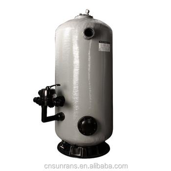 high filtration performance side mount deep bed make a sand for ...