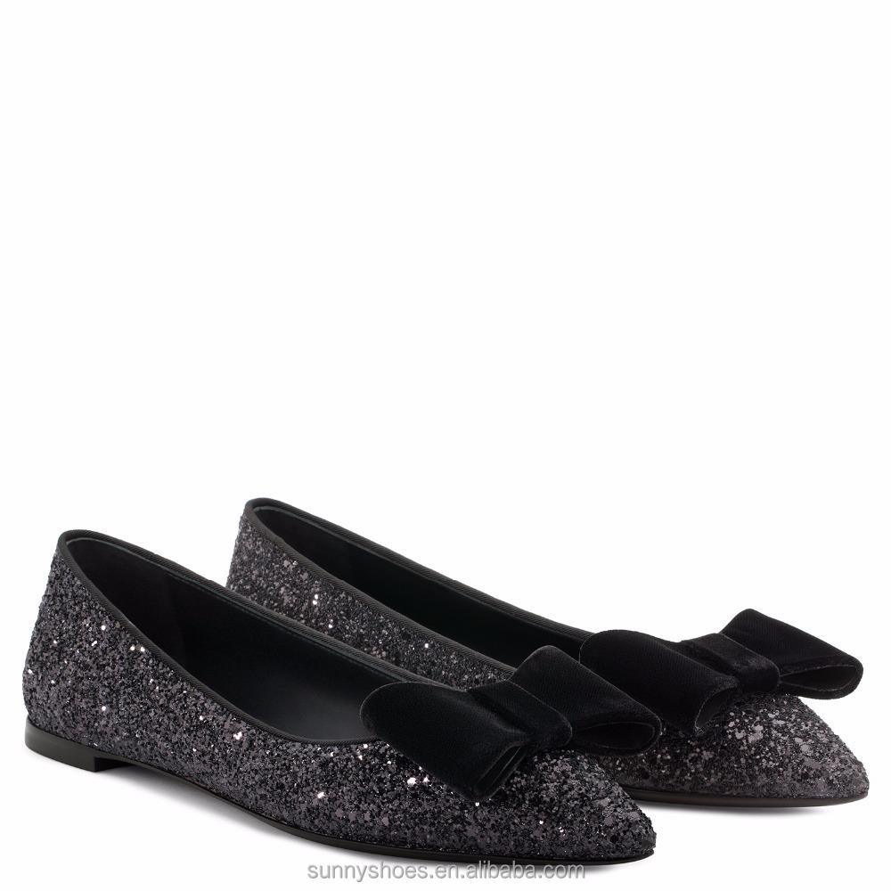 2017 slip on fashion new shoes ladies glitter flat heel women rpUqrS