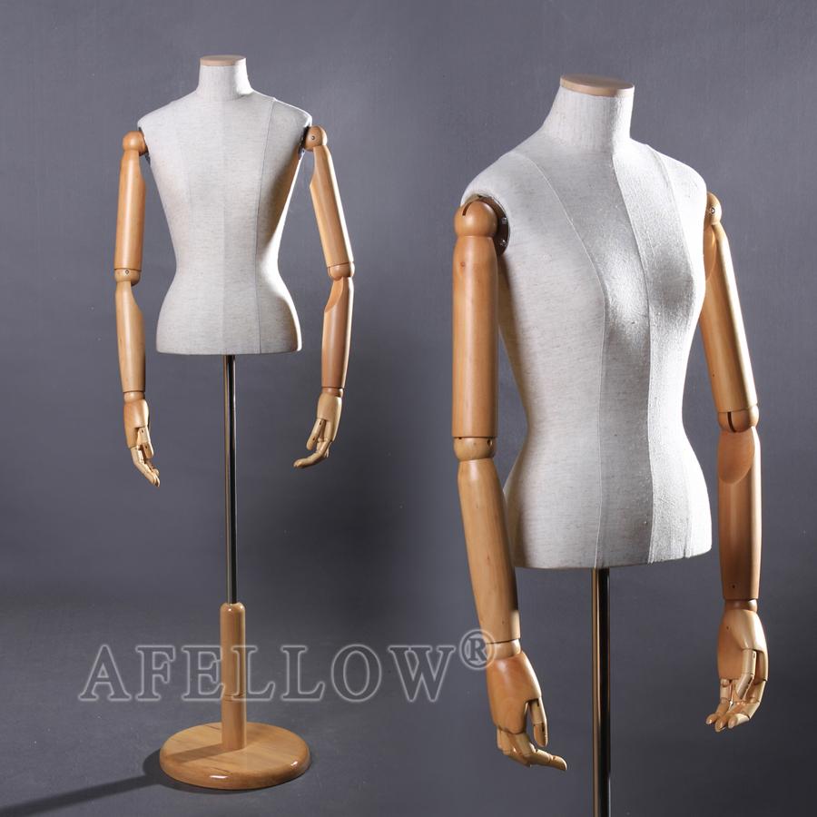 M003-f-7 Adjustable Dressmaker Mannequin And Tailors Dummy ...