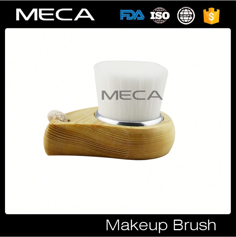 hot sell foundation brush oval 6 brush Facial cleaning brush
