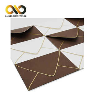 Custom size high end quality envelope for invitation card