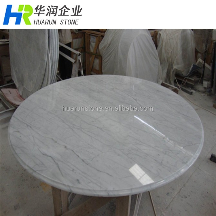bianco carrara white outdoor round marble stone table tops buy rh alibaba com stone table tops perth stone table tops uk