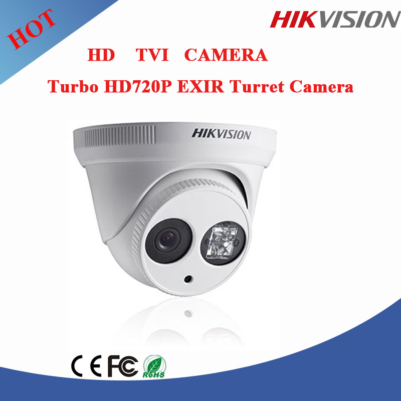 DS-2CE56C2T-IT3 Hikvision 720P TVI Dome Camera IR 40M
