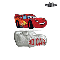 Cartoon car shaped birthday cake deocrating baking pan for kids