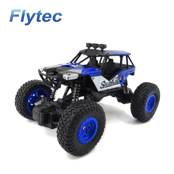 Flytec SL-108A 1:20 27MHz 4WD Mini  Remote RC Car With ABS Car Shell