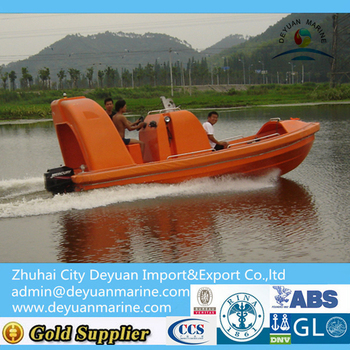 Solas 6 Persons Fast Rescue Boats Grp Rescue Boats