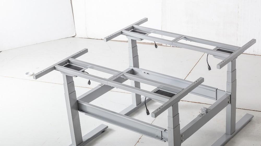 table motoris 233 r 233 glable hauteur bureau d ordinateur et synchrone r 233 glable en hauteur 233 lectrique