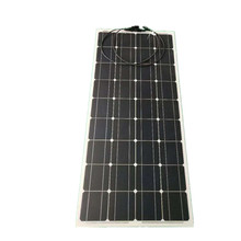 2019 neue produkte semi <span class=keywords><strong>flexible</strong></span> solar panel china semi flex solar panel pv panel 100 w mono mit hoher effizienz großhandel online