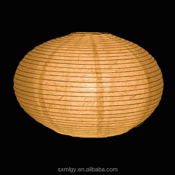 Well-known Oval Hanging Paper Lamp Shades - Buy Rice Paper Lamp Shades,Paper  QW63