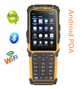 android os wifi gsm 3g bluetooth pda scanner device TS-901 with camera
