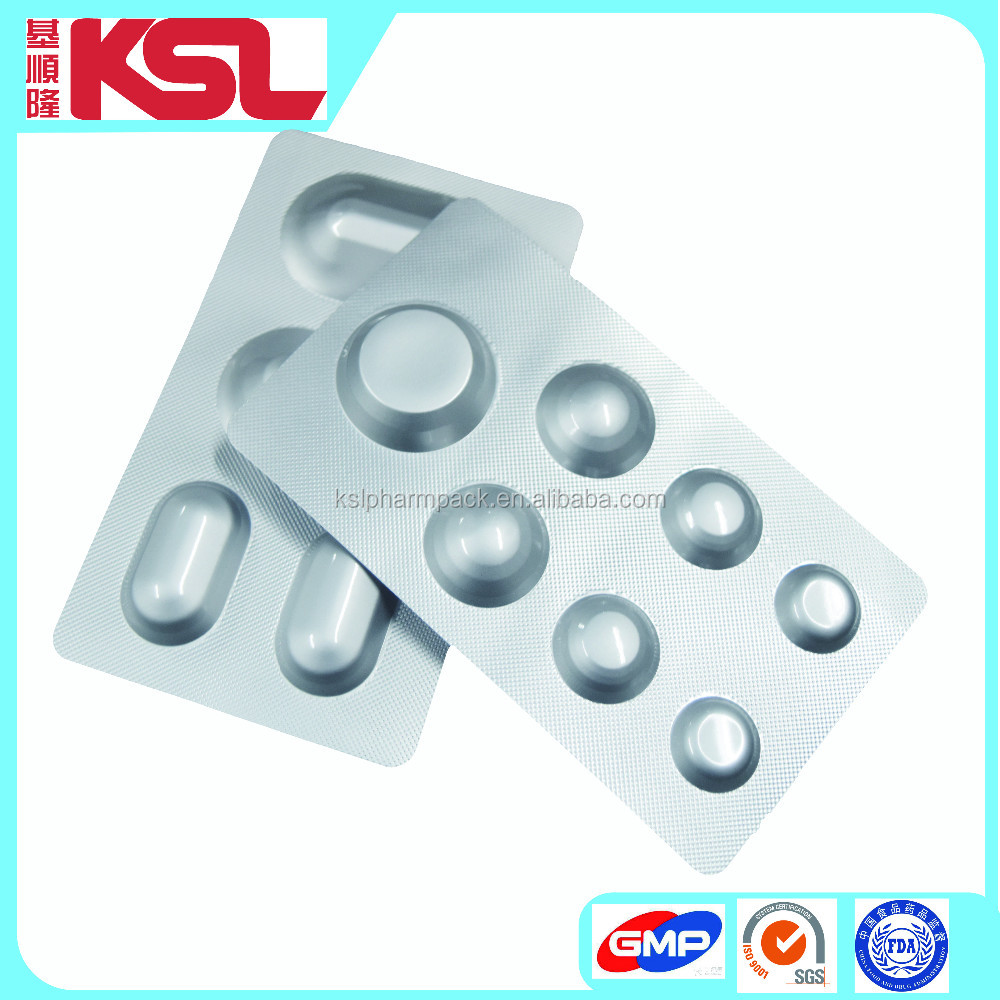 pharmaceutical aluminium blister foil cold forming