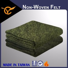 Fire Proof Recycle Carbon/Kevlar/Nomex Non-Woven Felt