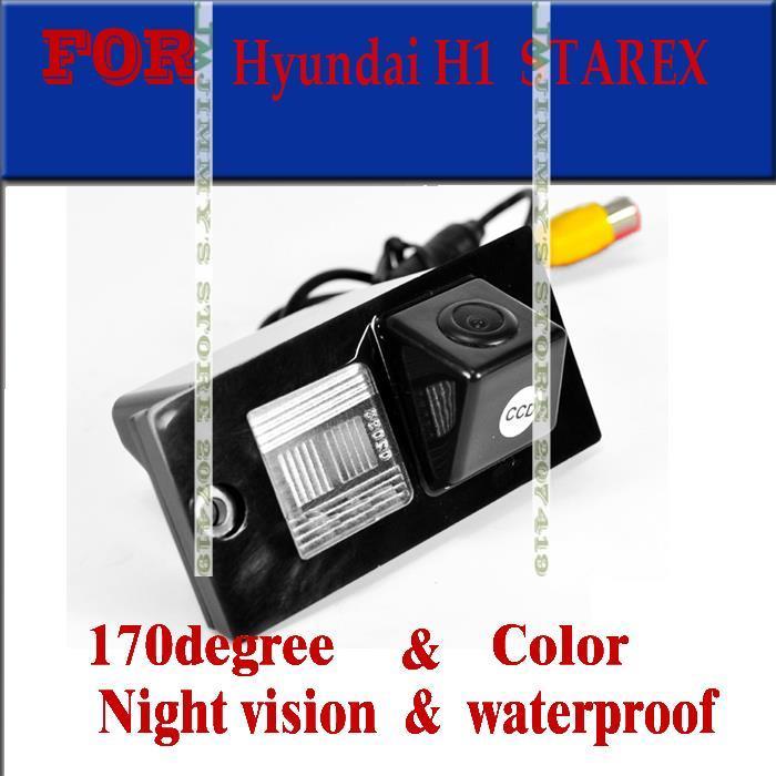 night vision waterproof car rear view buckup reversing color camera for HYUNDAI H1 GRAND STAREX