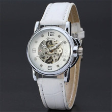 Full Automatic Mechanical Genuine Leather Imported Movement Luxury Men watch