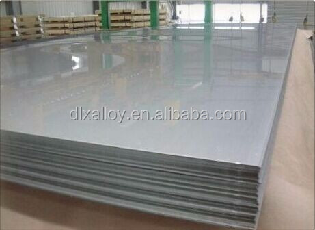 Factory Supply Low Price Bright Monel 400 Sheet/Plate
