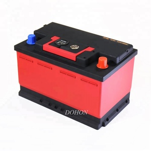 Factory supplier good quality lithium battery 12v 65ah car motorcycle battery L2-400 lifepo4 battery